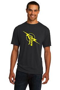 New wwe cm punk nexus black hoodie shirt yellow logo mens john image is loading new wwe cm punk nexus black hoodie shirt voltagebd Image collections