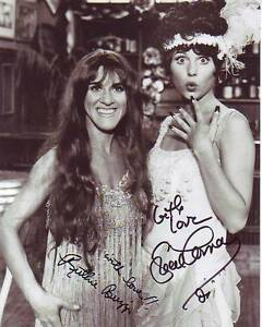 RUTH-BUZZI-amp-LUCIE-ARNAZ-Signed-Photo-w-Hologram-COA