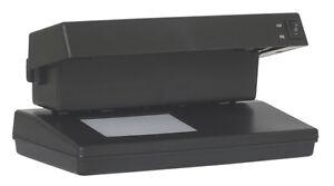 Bureau Noir Monté Professionnel Bank Note Checker-détecte Forgé Faux Argent-afficher Le Titre D'origine Zptdnzse-07224731-495212652