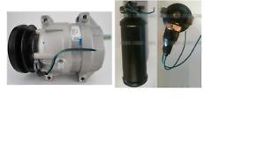 AC Compressor KIOTI DK65S T4930-87291 with FREE Bonus 715330 NEW