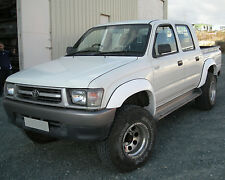 FENDER FLARES WHEEL ARCHES for TOYOTA HILUX 4x4 MK4, MK5 DOUBLE CAB