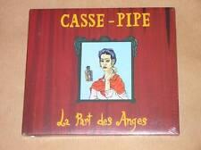 CD / CASSE-PIPE / LA PART DES ANGES / TRES RARE / NEUF SOUS CELLO ++++