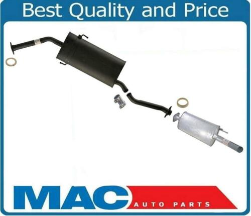 Muffler Exhaust Pipe REF# 73669 73674 W// Gasket /& Clamp For 01-03 Toyota Sienna