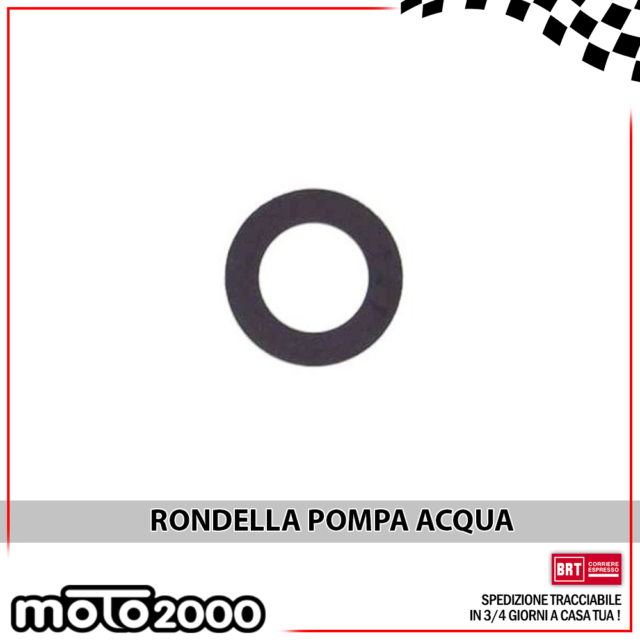 RONDELLA ORIGINALE GIRANTE POMPA ACQUA PIAGGIO BEVERLY 400 500 X9 EVOLUTION