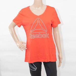 Womens Reebok Myoy Pink Bra T-Shirt TGA14 RRP £19.99
