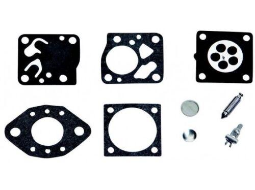 Remplacement Tillotson Carburateur Diaphragme Carb Kit Pour McCulloch Super Mac 38