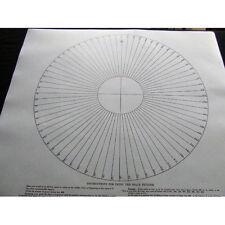 BASKETRY MAKING PATTERN GUIDE Weave/Weaving MAKE BASKET~Template Design Checker