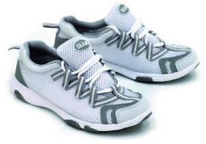 brand new 49038 9e76a Details zu SLAM Damen Sportschuhe Turnschuhe Sneaker Freizeitschuhe New  Easy Day weiß 39