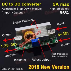 3 A DC-DC 5V-36V à 3.5 V 5 V 9 V 12 V 24 V Buck Step Down Power Converter Module