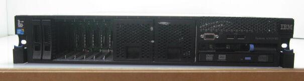 IBM x3650 M3 Intel Xeon Quad Core E5620 2.4Ghz 20GB RAM 2U NAS Server 7946-D2M