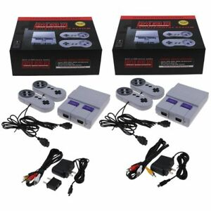 Super-NES-SNES-Mini-Classic-SFC-Game-Console-Entertainment-Built-in-400-Games-CA