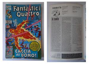 I-Fantastici-Quattro-126-Lire-3000-Marvel-Comics-Aprile-1995-Uomo-Ragno