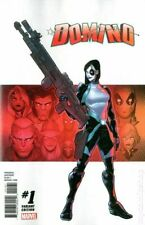 Domino #1 David Baldeon Variant NM (2019) Marvel Comics