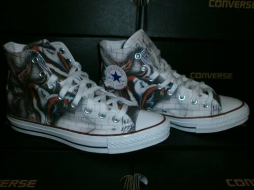 Artigianali Italy All Made Scarpe the Custom Converse Wall Star In Pink Floyd nSwzz7YqA
