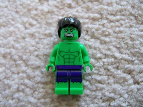 Hulk 5000022 LEGO Marvel Super Heroes Super Rare Promo Minifig
