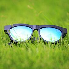 WAKEMAN Bone Conduction Bluetooth Anti-sleep Smart Sunglasses Hands-free Call