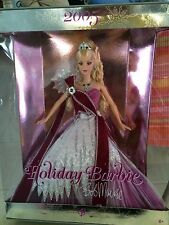 Barbie- Holiday Barbie 2005- Bob Mackie Edition- NIB