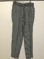 Fabulous Sussan Pants Black And White Size 8