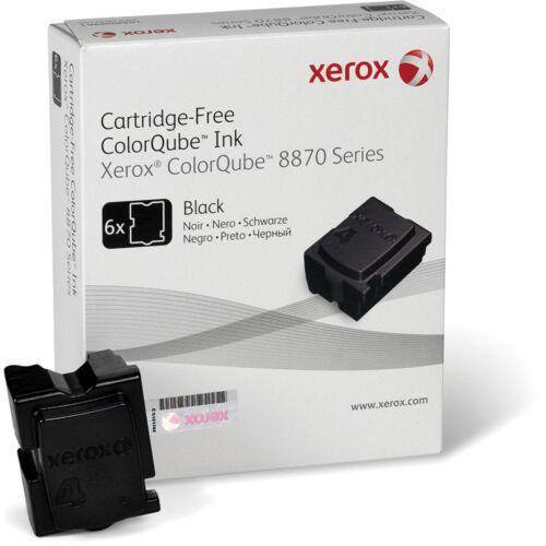 CARTRIDGE FREE GENUINE OEM XEROX CQ 8870//8880 BLACK INK 108R00953 SEALED BOX