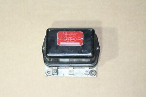 Original Fomoco Régulateur de Tension Fab-10505-A Pour Ford 6V/7V 32A Régulateur
