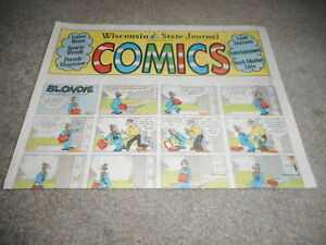 APRIL-15-1979-Wisconsin-Newspaper-Sunday-Comic-Section