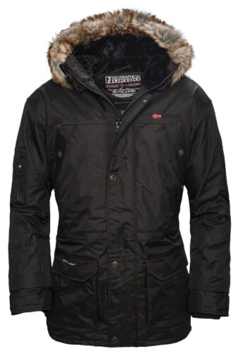 Invernale Uomo Geographical Giacca Funzionale Nuovo Norway Outdoor Caldo Parka pwqHx64qA