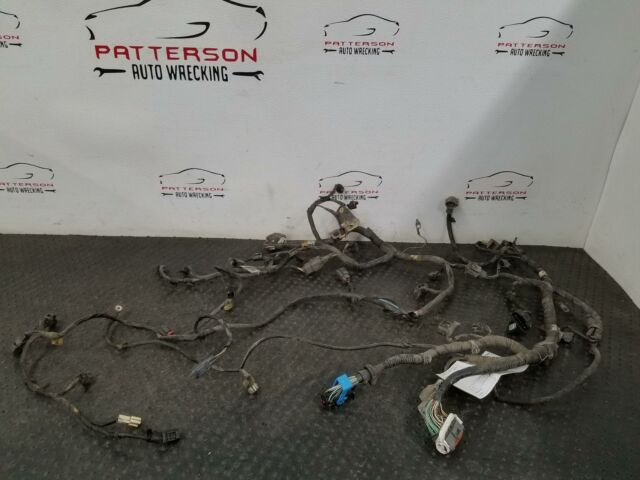 05 Mazda 3 Engine Motor Electrical Wiring Wire Harness 2 0