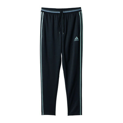 100% Vero Adidas Condivo 16 Pantaloni Da Ginnastica Nera Grigia