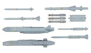 Hasegawa-1-72-British-Air-Force-AEREI-EUROPA-set-di-armi-di-plastica-modello-X72-15