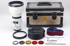 【NEAR MINT】 Minolta AF APO High Speed Maxxum 300mm f/2.8 G From Japan #1616