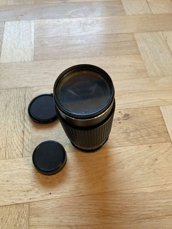 Zoom, Tokina, 80-200 mm