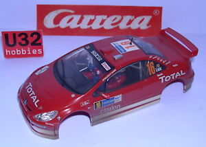 Elektrisches Spielzeug Spielzeug Carrera Evolution Karosserie Peugeot 307 Wrc #16 F.loix Effekt Schlamm 100% High Quality Materials