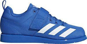 Détails sur Adidas Powerlift 4.0 homme haltérophilie Chaussures Bleu afficher le titre d'origine