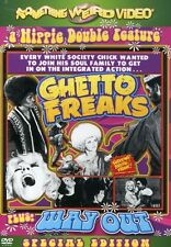 Ghetto Freaks/Way Out (DVD Used Very Good) BW