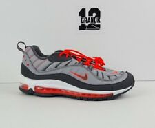 wholesale dealer ab32e 875e1 NEW MENS SZ 10 NIKE AIR MAX 98 (640744 006) Wolf Grey - Dark