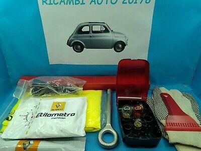 Creativo Kit Emergenza Renault Captur I Clienti Prima Di Tutto