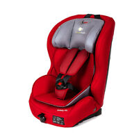 Children Car Seat Isofix Red Car Seat 9-36 Kg Group 1 2 3 Kinderkraft Safetyfix