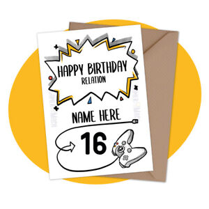 PERSONALISED-BIRTHDAY-CARD-Controller-personalized-video-game-gamer-gaming