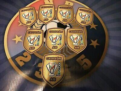 Parche Campeón De Copa Mx Apertura 2018 Cruz Azul