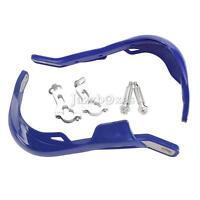 7/8 Blue Brush Bar Hand Guard For Honda Crf 150r 250x 450x Cbr 600 F3 F4 F4i