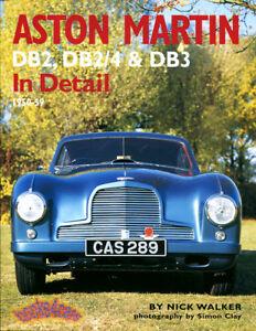 aston martin book in detail db2 db2 4 walker nick db3 original ebay rh ebay com