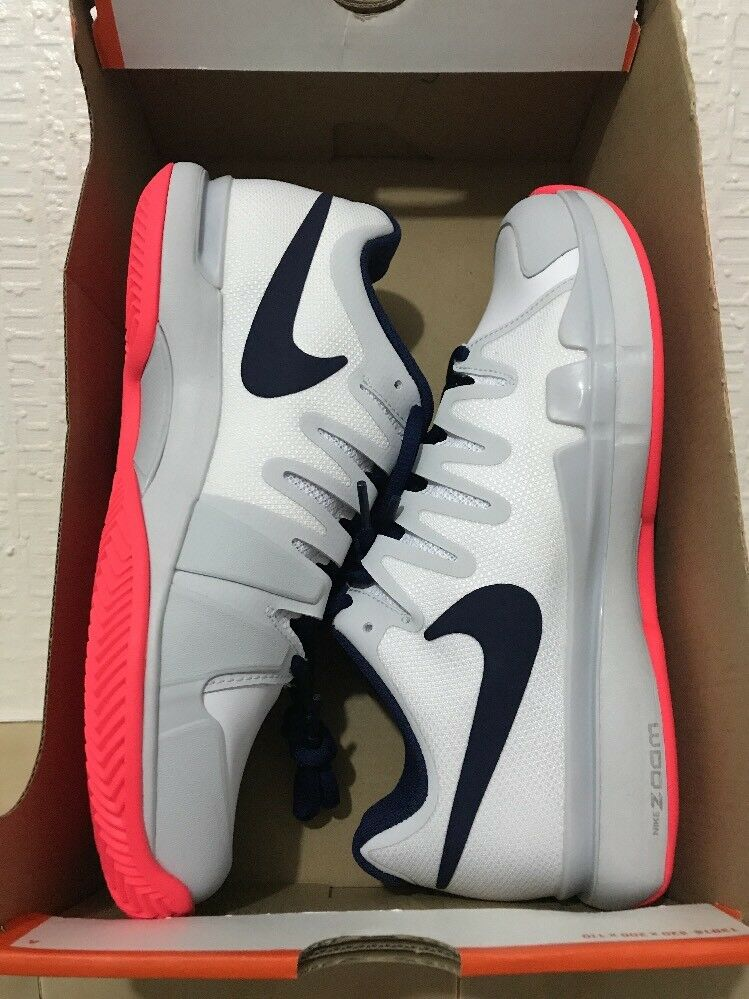 Women's Nike Air Zoom White Vapor Tour White Zoom US 7 e20eee