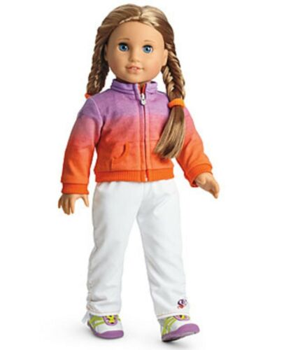 American Girl McKenna Warm-Up Outfit LE NIB NRFB Doll Not Included