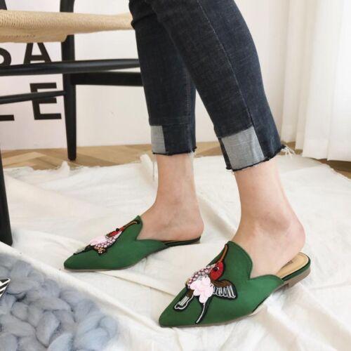 Pelle Verde Simil Ciabatte Comodi Eleganti Basse 9856 Colorate Sabot HHnzg0O