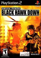 Delta Force: Black Hawk Down - Playstation 2 Game Complete
