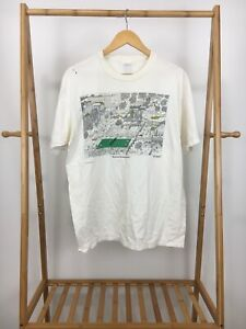 VTG-Jerzees-1986-Bruce-Johnson-Tennis-Everyone-Short-Sleeve-T-Shirt-Size-XL-USA