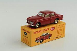 Volvo-122S-Rouge-Ref-184-1-43-Dinky-Toys-Deagostini