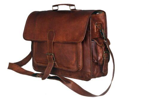 4c20ff6e48202 Leder Umhängetasche Laptoptasche Schultertasche Herren Handtasche Tasche  lKcF1J