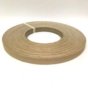Details About White Oak Wood Veneer Edge Banding Pre Glued 7 8 X 250 Roll