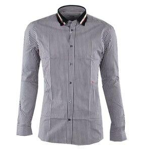 03071 Camicia Blu Moschino Bianco Business PqHxqCwXR
